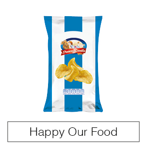 "Happy ""our"" Food"