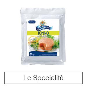 Le specialità