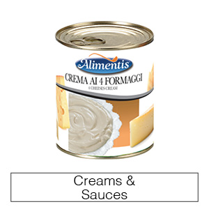 Creams&Sauces