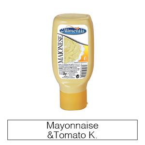 Mayonnaise &Tomato K.