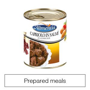 Prepared meals