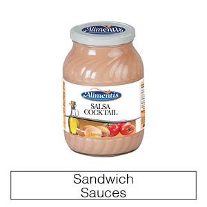 Sandwich Sauces
